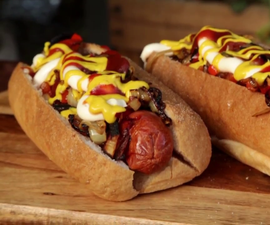 How to Cook LA Style Hot Dogs