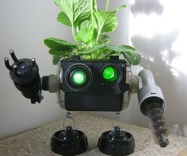 Power RoboPlanter!