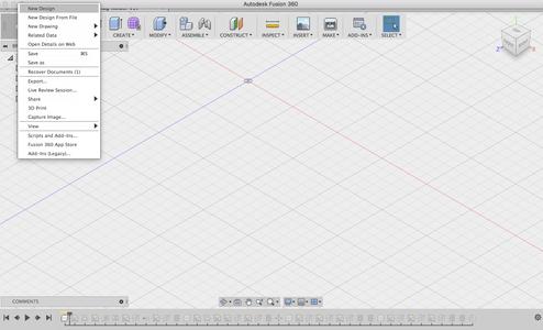 Create a New Design/Component