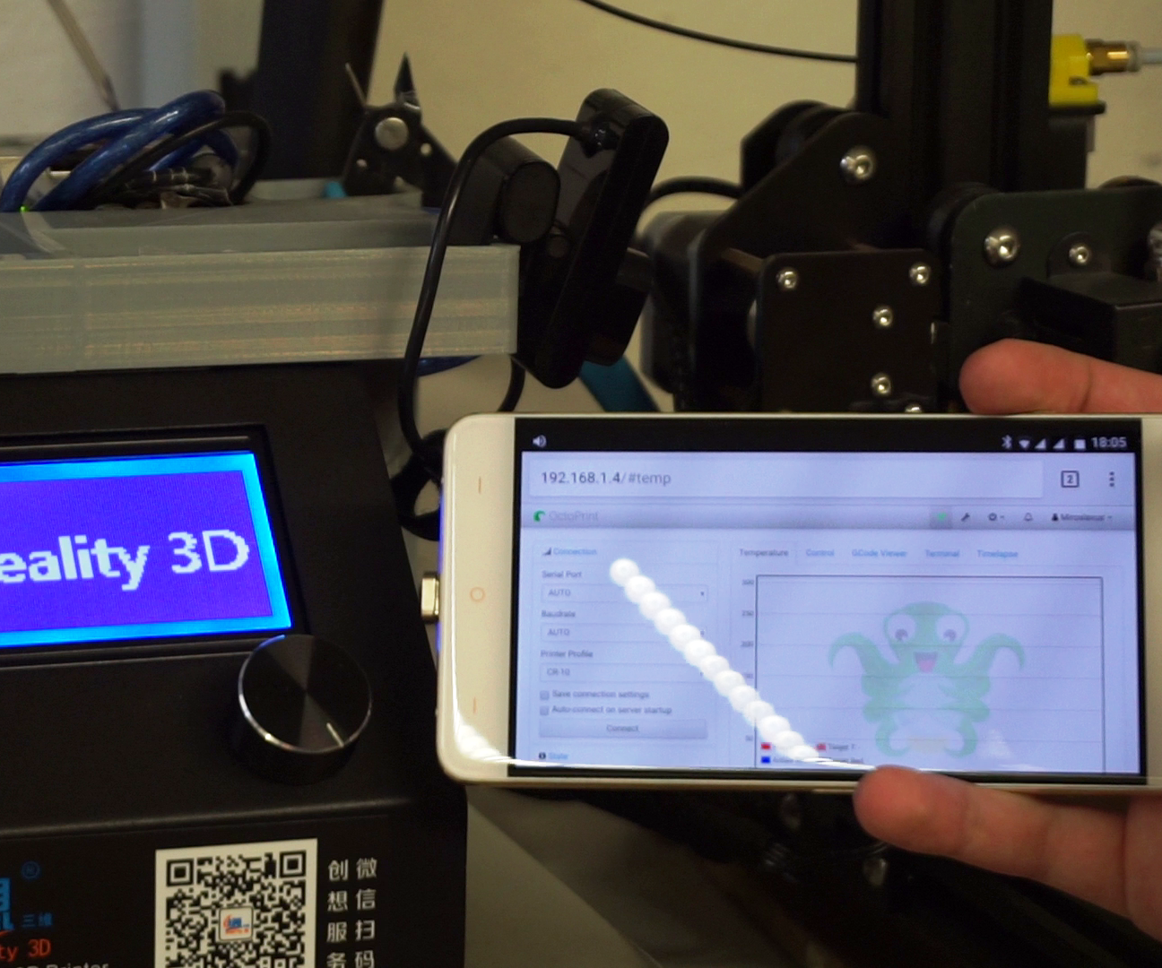 Turn Your 3D Printer On/off Using Octoprint: 5 Steps (with Pictures)