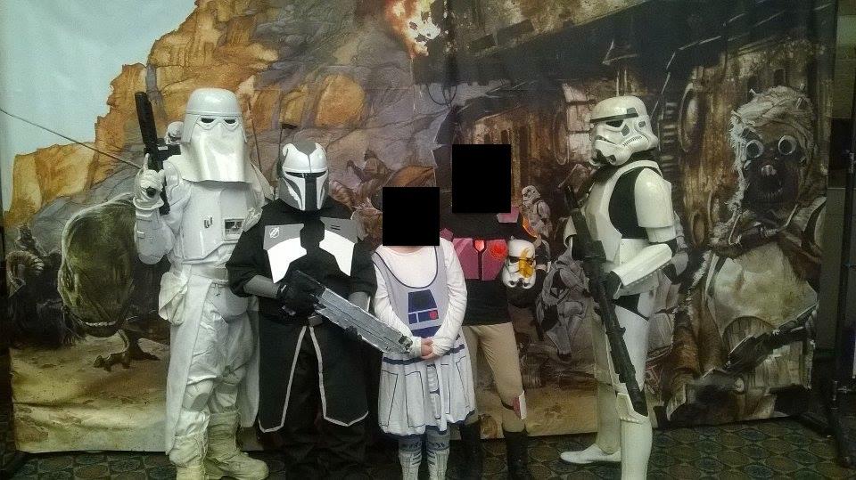 Picture of Star Wars: Rebels Sabine Wren Diy