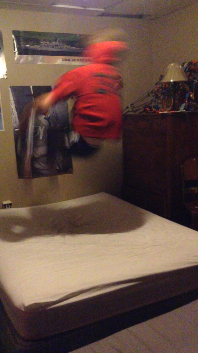 Picture of Frontflipping