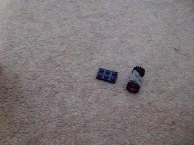 Step 3: Wedge 'n' Wheels
