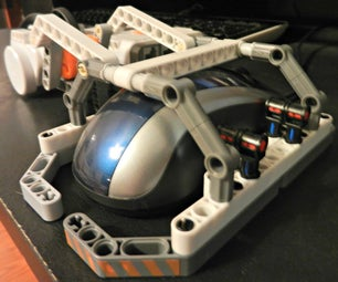 LEGO Mindstorms Mouse Mover