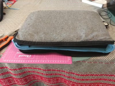 Add the Impact Protected Laptop Pouch.