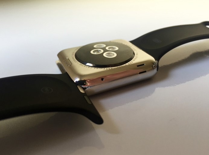 Picture of Putting on the Other Band on Your Apple Watch