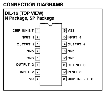 Get Your HBridge (or IC Socket) Settled In