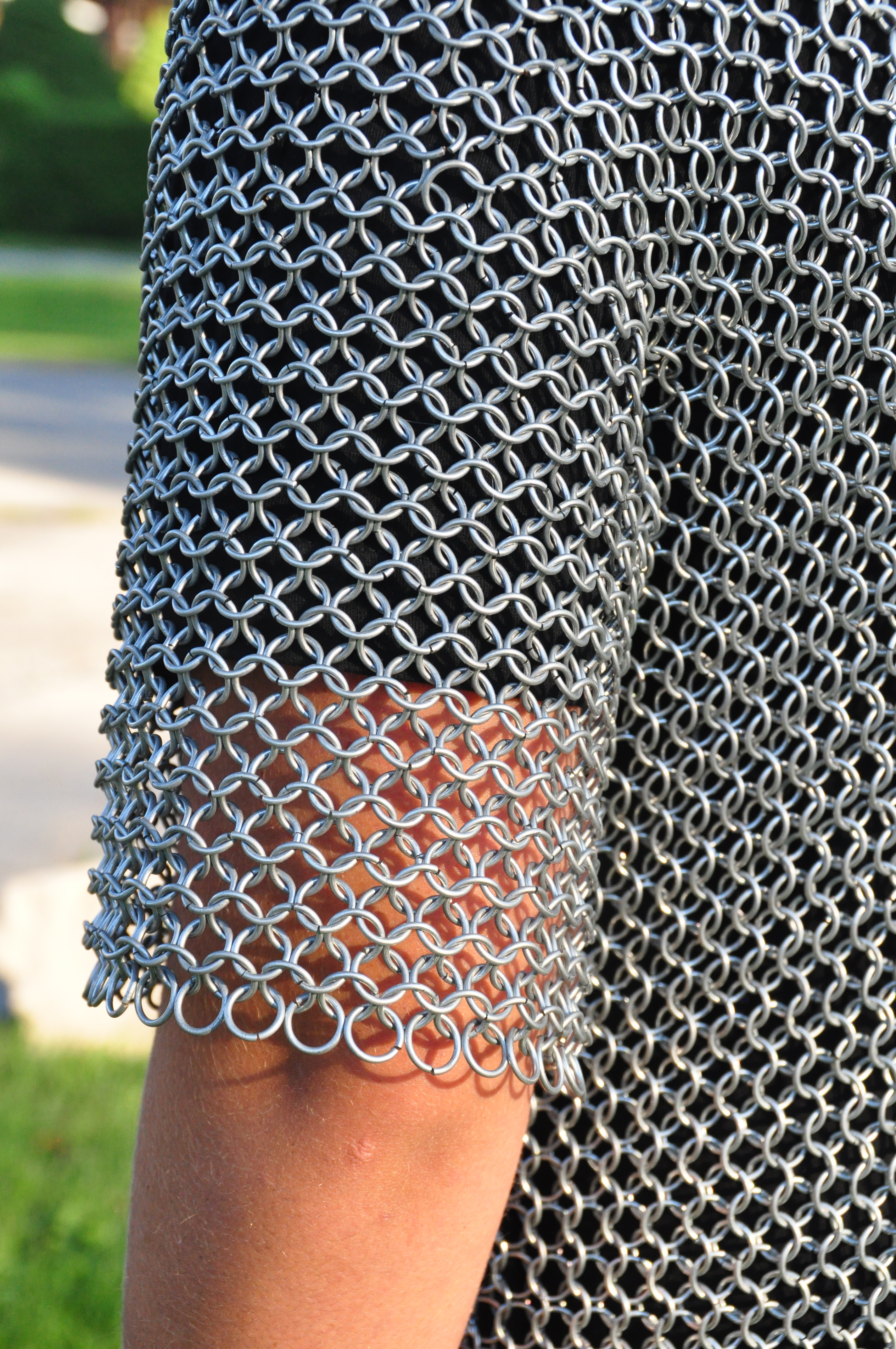 Picture of How to Make a Chainmail Shirt