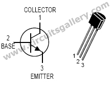 Picture of Components Pin Out
