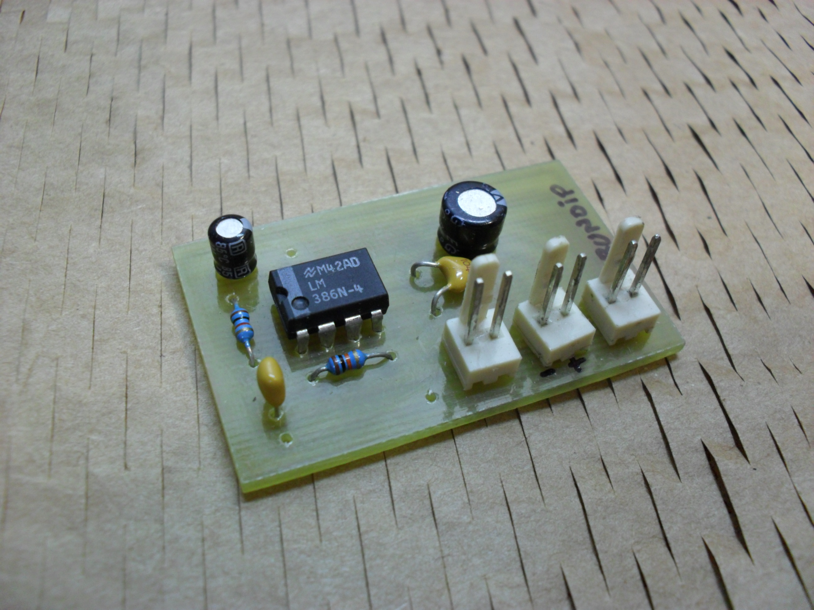 Picture of Electronic Boards