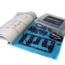 22 basic electronics circuits made with Electra I - modular electronics education KIT