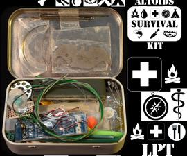 Comprehensive Altoids Survival Kit