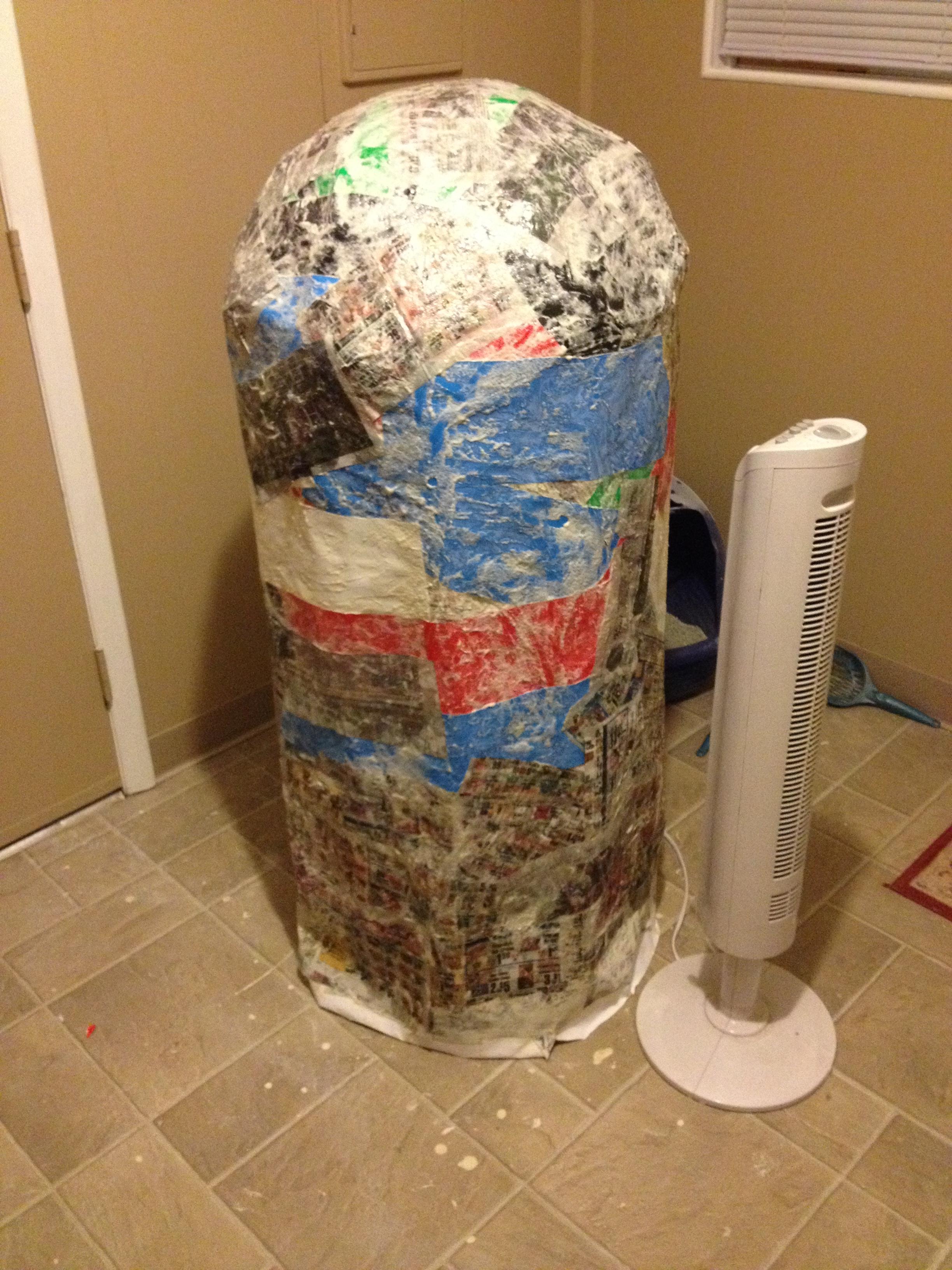 Picture of Paper Mache Fun!