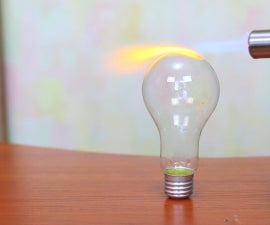 What Can Be Made From an Incandescent Lamp