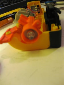 Take Apart the Nerf Tactical Light