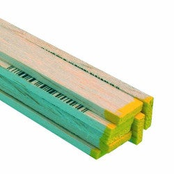 Supplies Needed: Balsa Wood Strips 0.125 X 0.5 Inches