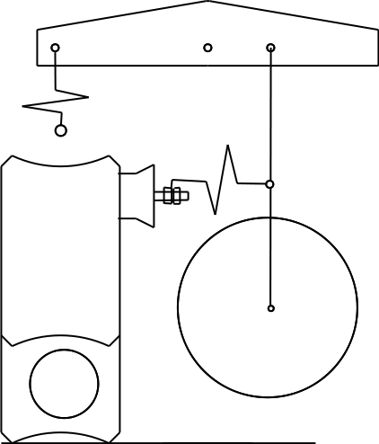 Picture of Connecting Rods and Spacers
