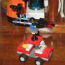Mini LEGO Guns