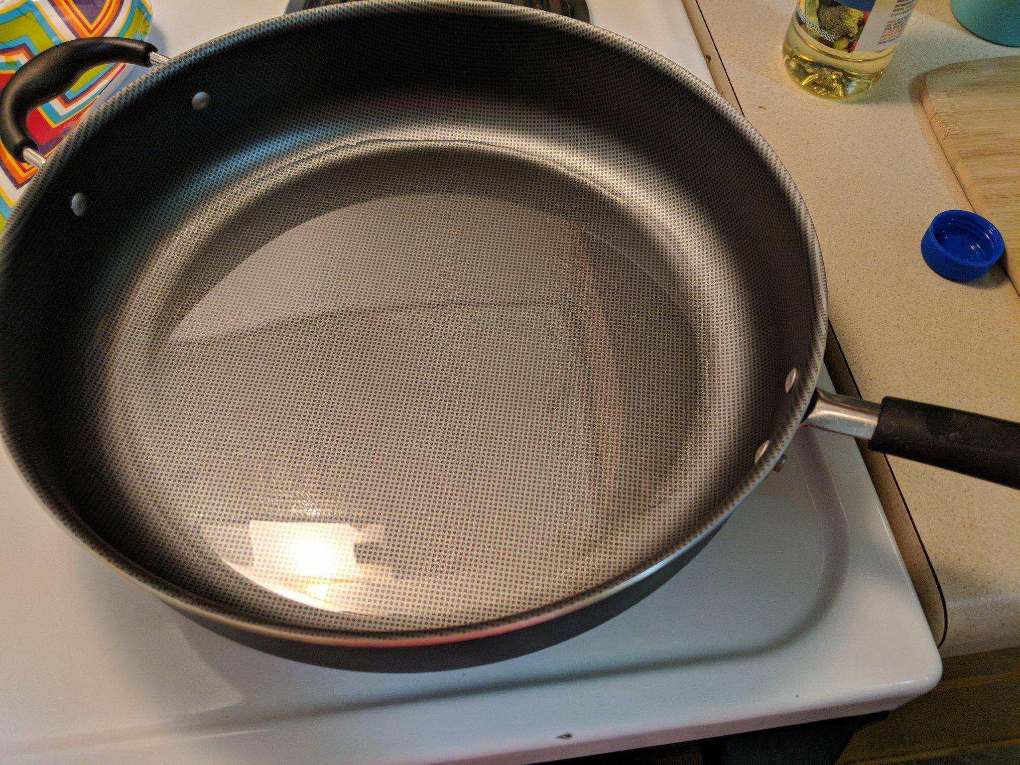 Picture of Heat Frying Pan