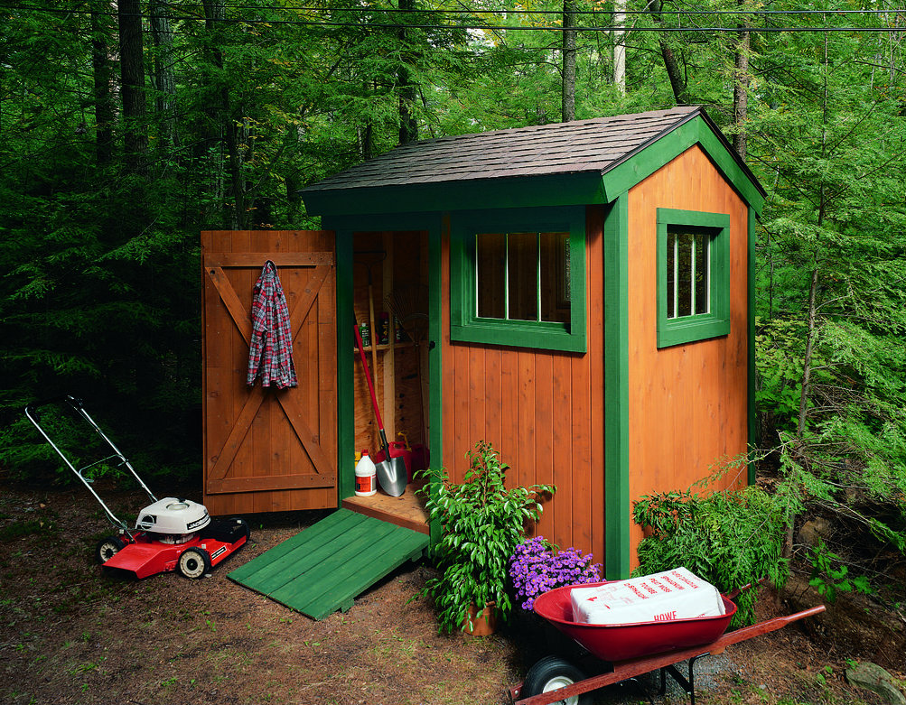 Picture of Build a Garden Shed