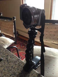 Camera to GoPro Mount