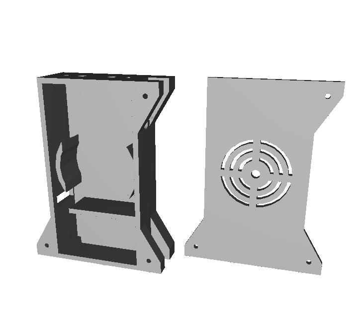 Picture of PCB, Case and Sticker Design...