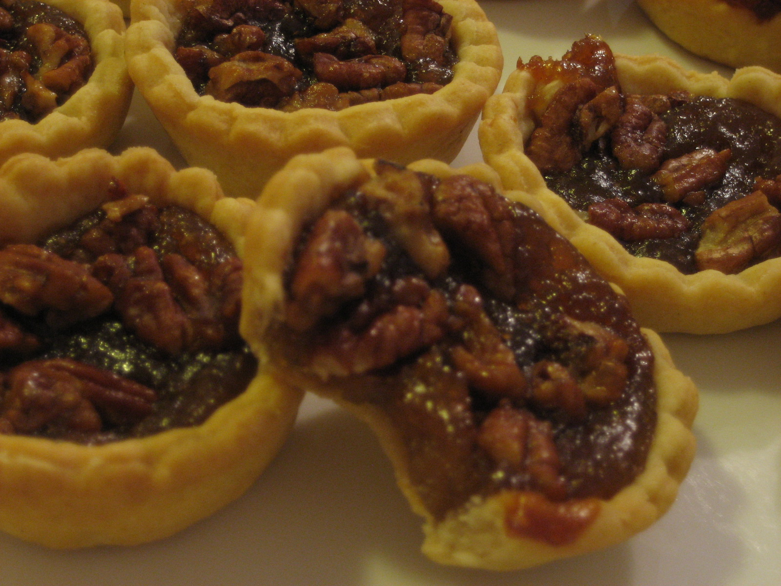 Picture of Vegan Pecan Pie