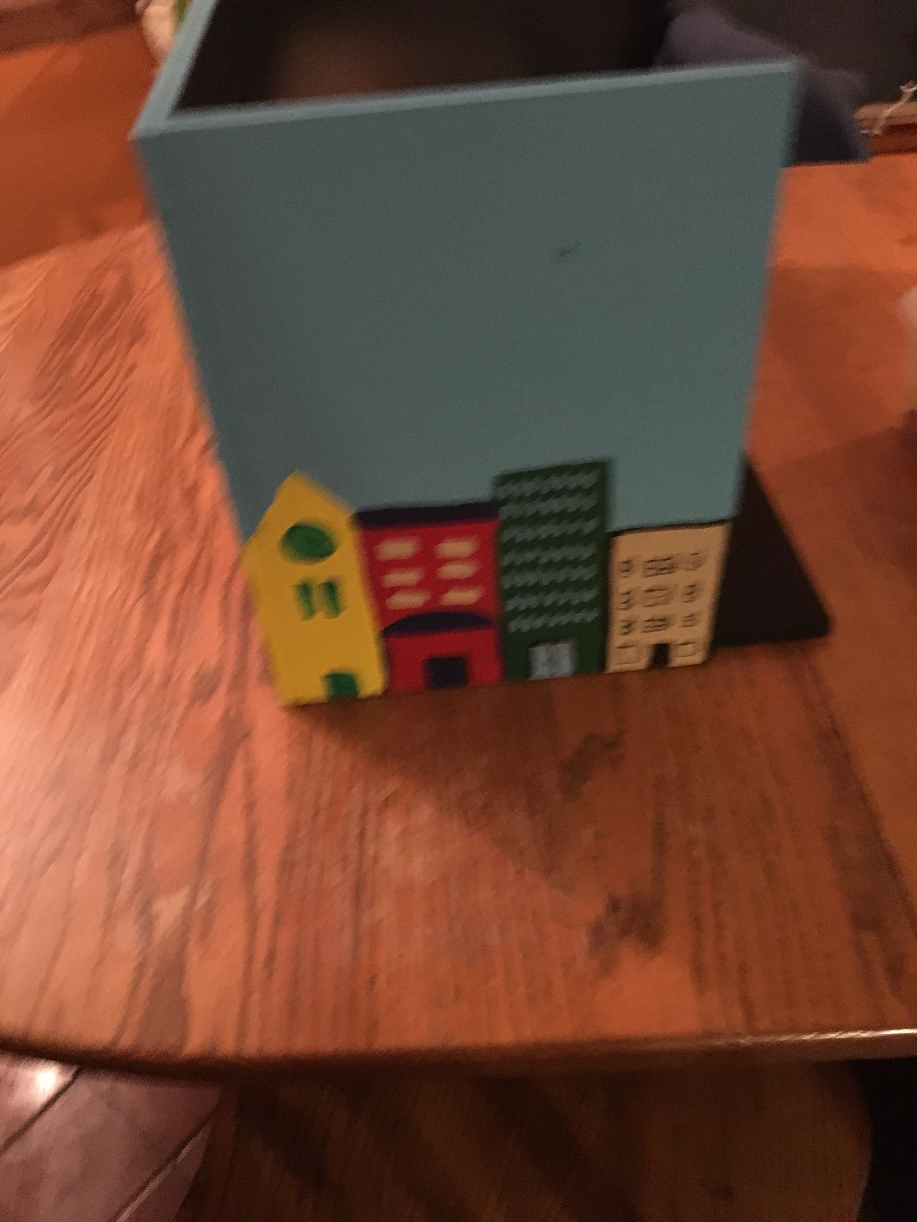 Picture of Toy Container/ Parking Garage