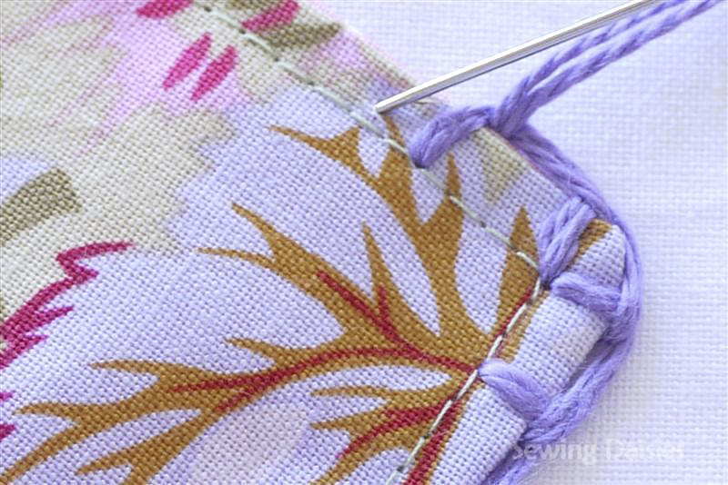 Picture of Charm Square Topstitch