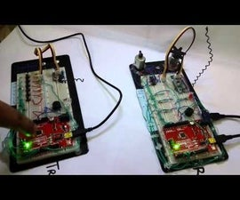 Home Automation Using RF Transceiver with Arduino Micrcontroller