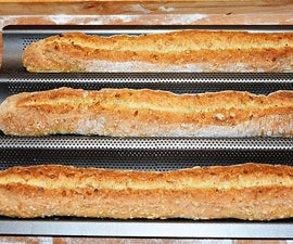 Surefire Recipe for French Baguettes