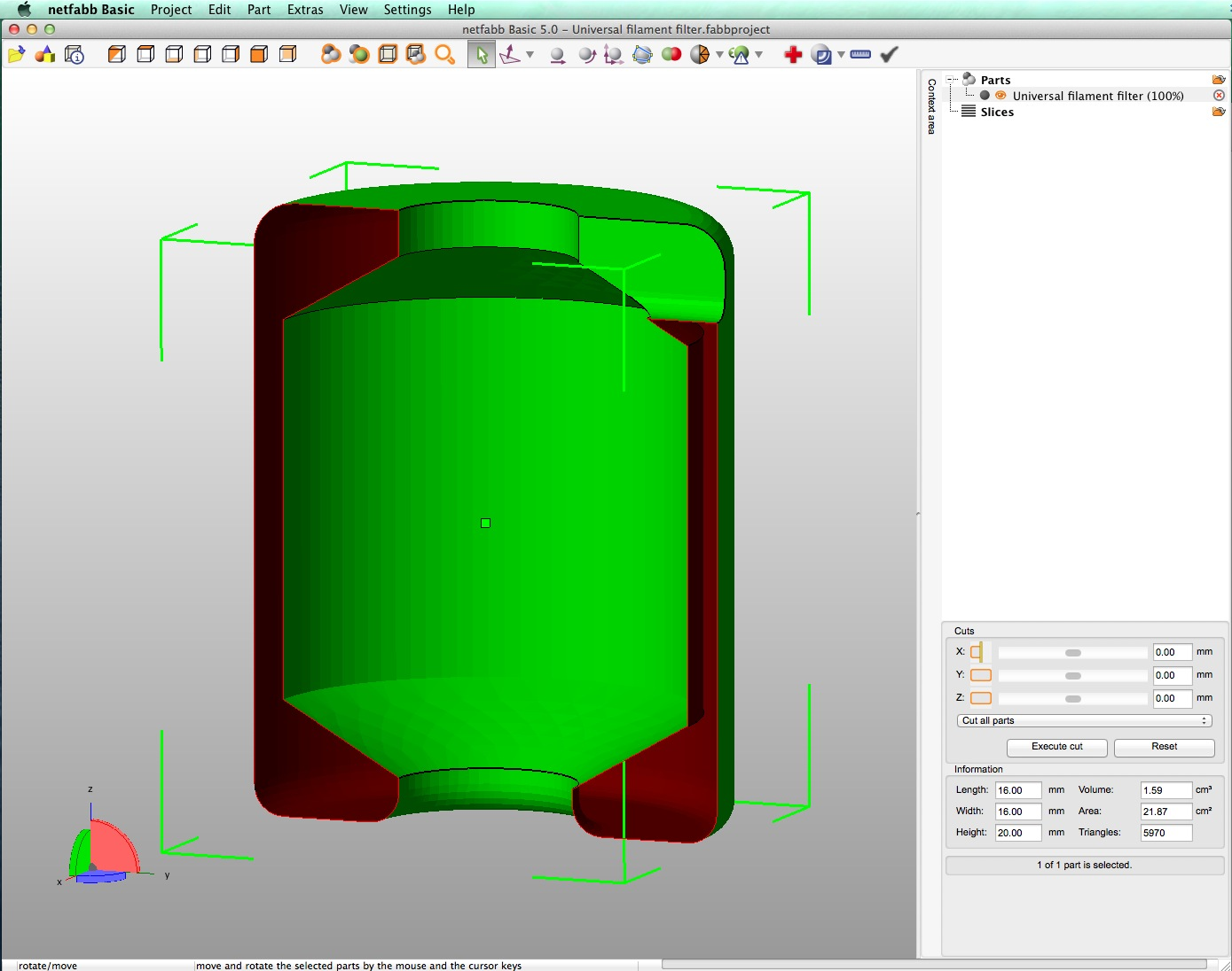 Picture of Download and 3D-print the STL File