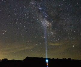 Capturing the Milky Way