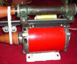 Mechanic speed variator (variador mec�nico de velocidad)