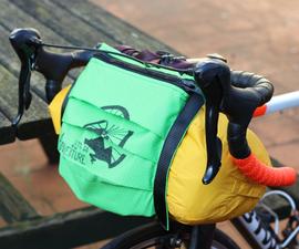 DIY Bikepacking Handlebar Bag