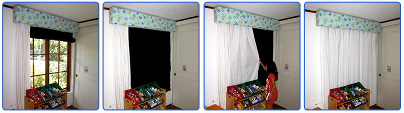 Picture of Where and How Can You Use a Kume Curtain? (continued)