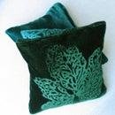 Embossed Velvet Balsam Pine Sachets