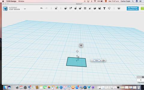 Crear Tu Figura 3D.