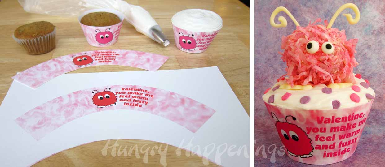 Picture of You Can Add These to Cupcakes Too!