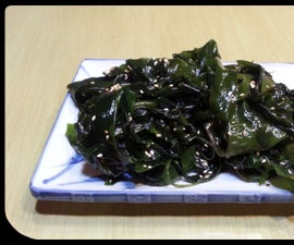 Seaweed Salad - Chuka Wakame