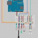 Aquaponics:  EnvDAQ upgrade with Water Temperature Sensor (Grow Bed DAQ)
