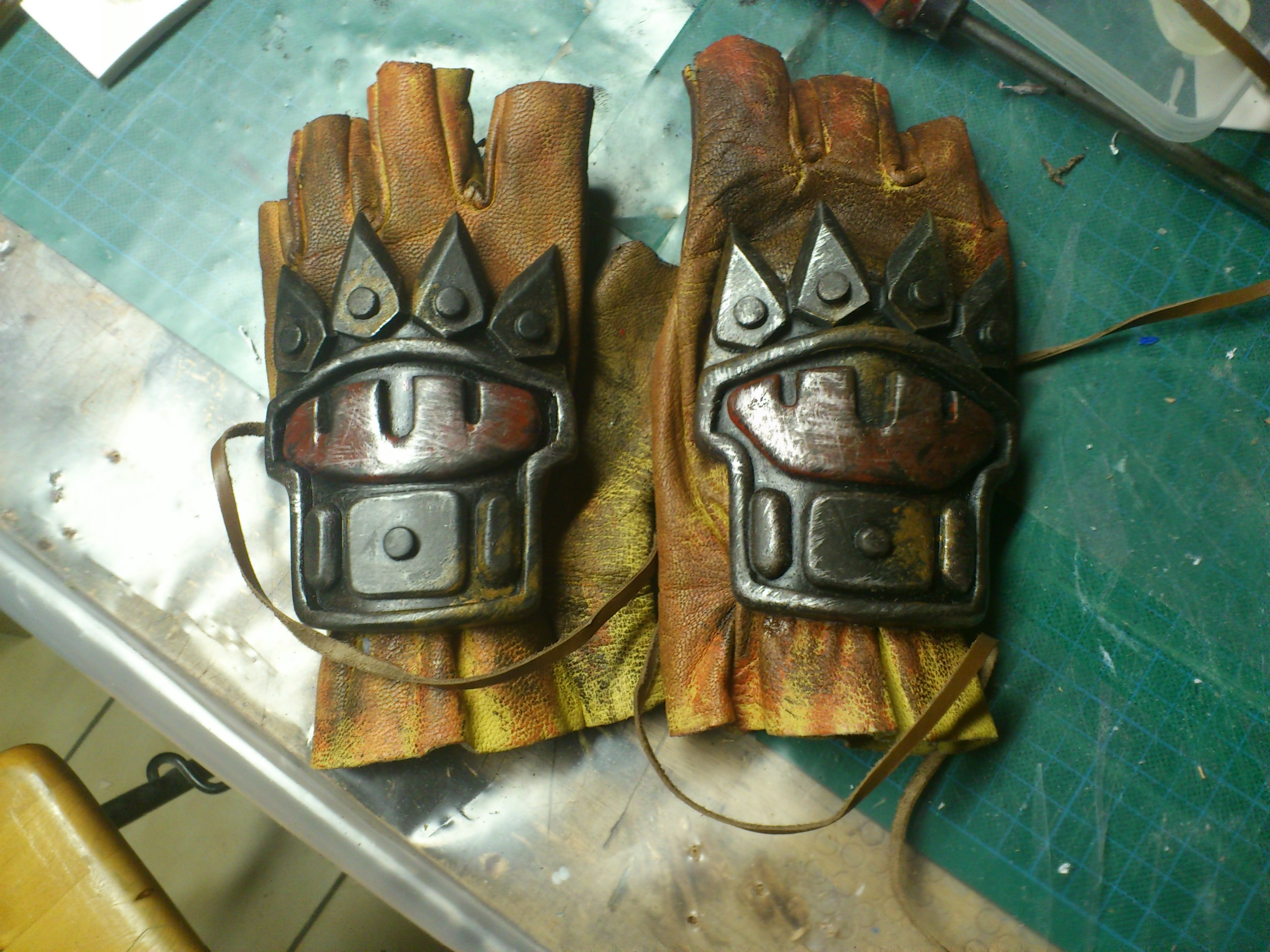 Picture of The Gloves