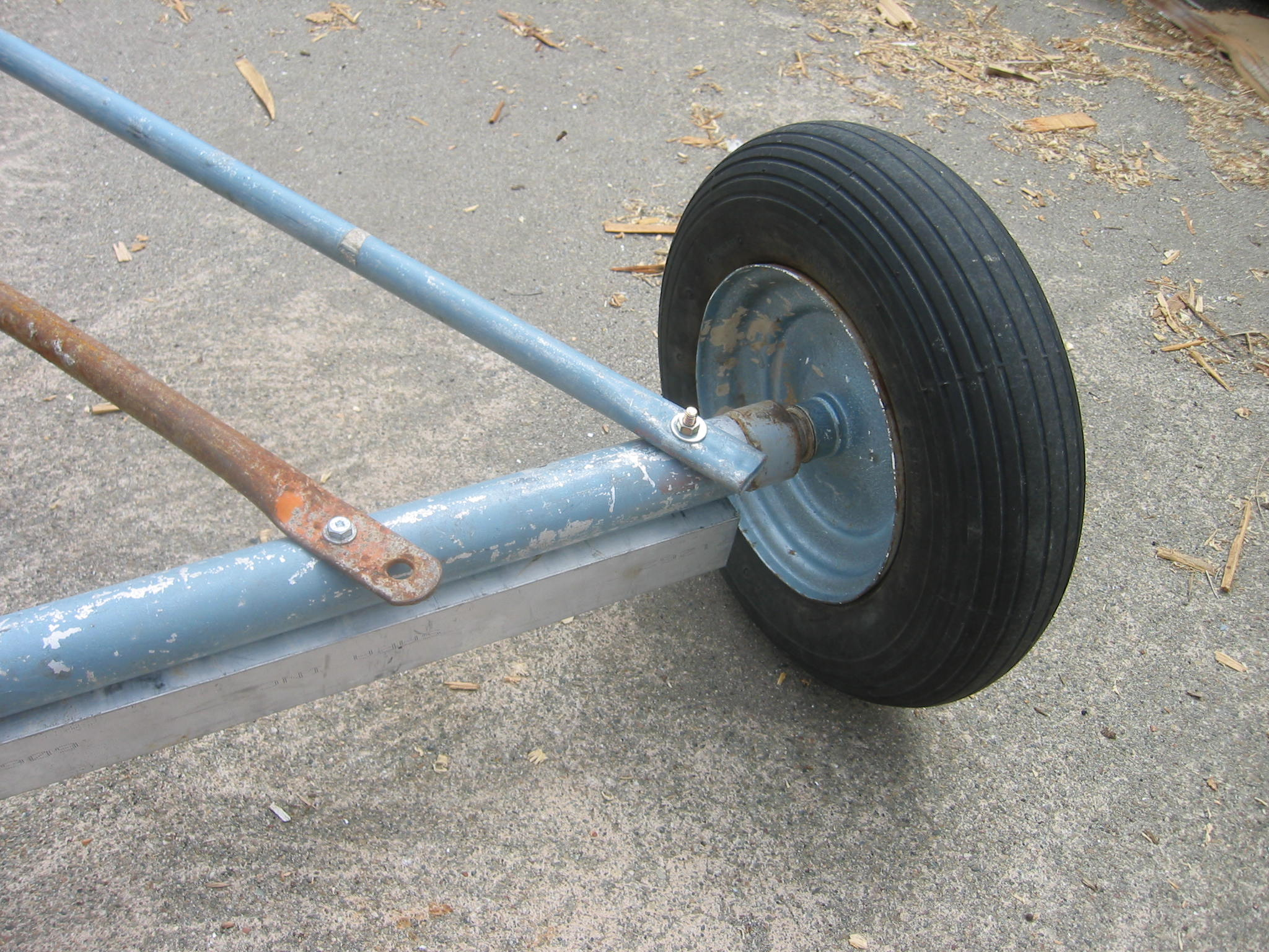 Picture of The Rear Wheels