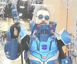 How to build a Batman: Mr. Freeze Costume - 2.0 version