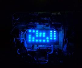 LED Audio Waveform Display (100% Code Free!!1)