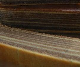 Thousand Layer Cake (Lapis Legit Spekkoek)