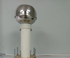 How to make a Van De Graaff generator