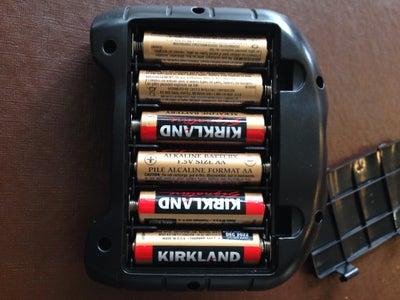 Place 3- Battery Case