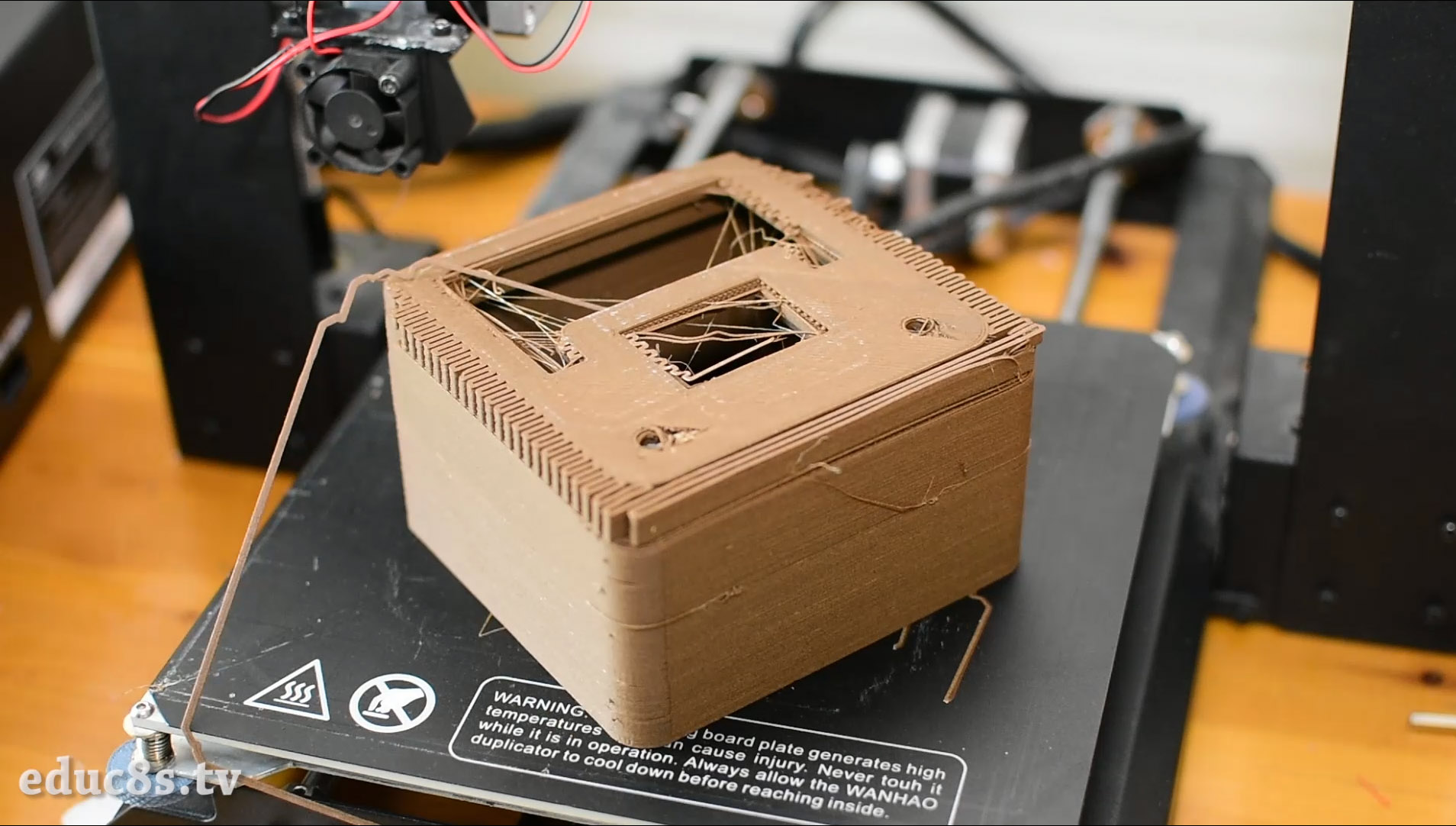 Picture of 3D Printing and Post Processing