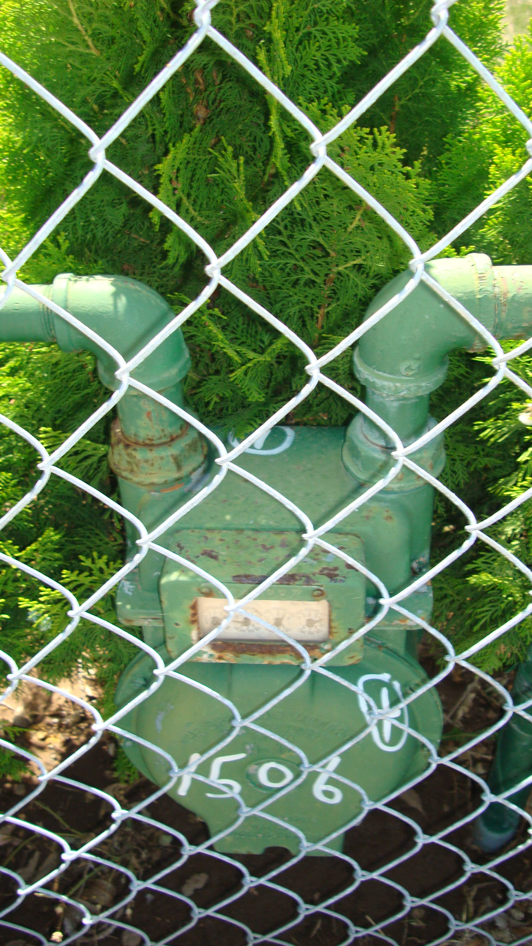 Picture of UGLY TO PRETTY WATER METER